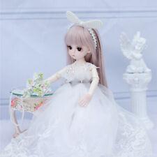 New Dress Kimono Japanese Clothes For 1//6 BJD Doll Mien YF6-616