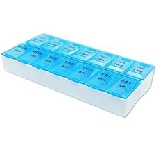 7-day Am/pm Pill Organiser - Ampm 7 Day Large