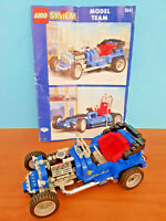 LEGO System Model Team 5541 Blue Fury (1995) complet avec instructions