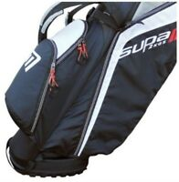 """Masters Supalite 8.5"""" Top Dual Strap Golf Stand Carry Bag"""