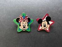 2012 Stars - Mini-Pin Collection - Minnie & Mickey Mouse Only Disney Pin 87954