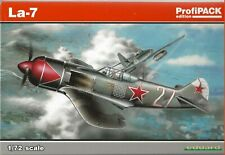 Eduard La-7 ProfiPACK Edition in 1/72  7066, 7 Options  ST