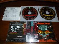 Annihilator / Double Live Annihilation JAPAN 2CD *T