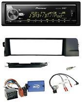 Pioneer Bluetooth USB DAB Lenkrad Autoradio für BMW 3er E46 98-07 Profi Rundpin
