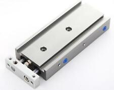 Pneumatic CXSM25-10 Dual Rod Cylinder Double Acting SMC Type 1pc