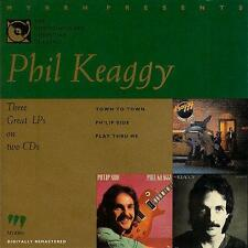 Town to Town/ Ph'lip Side/ Play Thru Me by Phil Keaggy Original remastered 2 CDs