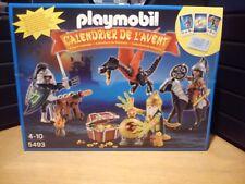 Playmobil 5493 Calendrier de l'Avent Trésor royal du Dragon asiatique (Neuf)