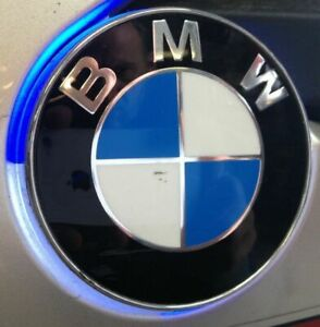 """2.76""""(70mm) BMW Roundel Emblem Led Indicator Led Turn Signals"""