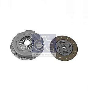 CAPSautomotive Clutch Kit for Mercedes_Benz 0202502901 020250290180 ,020 250 290