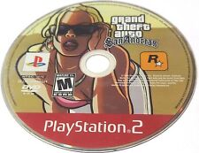 Grand Theft Auto: San Andreas (RED LABELED) (PlayStation 2)(DISC ONLY) #1335
