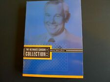 The Ultimate Collection Starring Johnny Carson (3 DVD set) very good shape