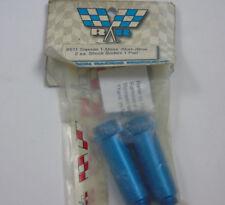 Robinson Racing 8511 Traxxas T-Maxx Aluminium Blue Shock Bodies (1 Pair) New
