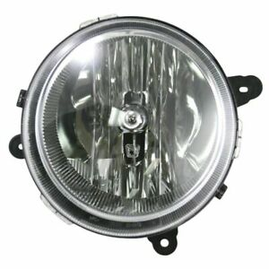 FOR JEEP COMPASS 2007 2008 2009 2010 HEADLIGHT LEFT DRIVER (=2007-2015 PATRIOT)