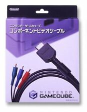 Nintendo GameCube Component Cable video cable Komponenten Kabel
