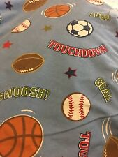 Sports Bed Sheets Full