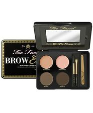NEW in Gift Box * Too Faced Brow Envy Brow Shaping & Defining Brow Powder & Wax