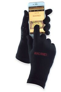 Sundried Bamboo Running and Cycle Gloves Tech Touch for iPhone