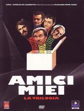 Dvd Amici miei - La Trilogia - (Box 3 DVD) ......NUOVO