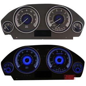 ADD W1 Gauge Overlay for BMW F30 F31 F32 F33 328i/335i/320i white face gauge