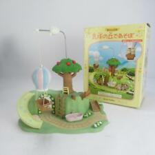 Sylvanian Families Tree & Slide Garden Japanese Children's Toy - In Original Box