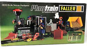 FALLER Playtrain 3615 im Originalkarton batteriebetrieben (DB)