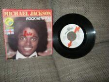 Michael Jackson-Rock with you1979PROMO8206Vinyl und Cover gut plus-Megararität