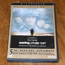 Saving Private Ryan Special Limited Edition Dvd Tom Hanks Matt Damon Widescreen