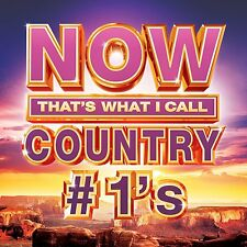 NOW THAT'S WHAT I CALL COUNTRY #1's  (CD) sealed