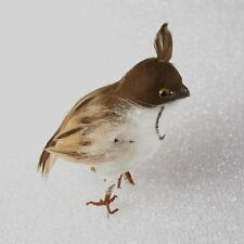 12 Artificial Bird Quail Floral 3