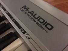 M-Audio Keystation 88ES ~ 88 Key Semi-Weighted USB MIDI Controller