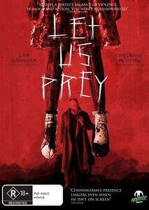 Let Us Prey (DVD, 2015) - Region 4