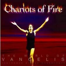 "Chariots Of Fire ""The World Of Vangelis"" NEW & SEALED Posted From The UK"