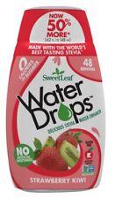 SweetLeaf Stevia Strawberry Kiwi Water Drops 48ml