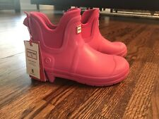 New Hunter Boots For Target - Size 8 Hot Pink