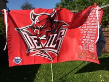 Cardiff Devils Flag Record Breaking Season