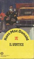 Oscar gialli OG9 Ross MacDonald - Il vortice 1975 Mondadori
