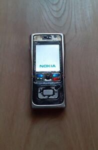 Nokia N Series N91 - 8GB - Black (Unlocked) Cellulare Phone Smartphone RARE