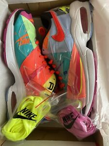 BASKET SNEAKERS HOMME NIKE AIR MAX 2 LIGHT QS ATMOS SIZE US 8 SIZE EUR 41