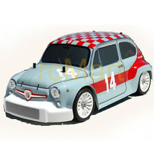 COLT 1:10 Mini Body Fiat M-Chassis EP RC Cars Touring On Road M03 M05 M06 #M2308