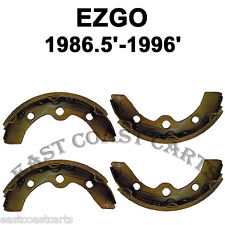 EZGO 1986.5'-1996' Golf Cart Marathon/TXT Rear Brake Shoe (set of 4) 23364-G1