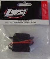 Losi LOSB0822 MSX12 Digital Mini Rock Crawler Servo: MRC