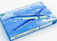 Trumpeter Supermarine Attacker f.1 Fighter FAA Royal Navy fleet 1:48 KIT MODELLO