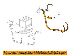 GM OEM-Battery Cable 19116217