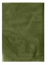 Olive Drab GI Style Military Mosquito Netting 6.5 Feet x 4 Feet Rothco 8043