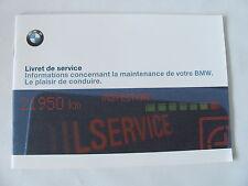 Carnet entretien BMW E38 725tds 730d 740d 728i 730i 735i 740i 750i