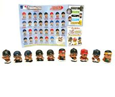 TeenyMates Lot of 10 Mixed Figures & Series