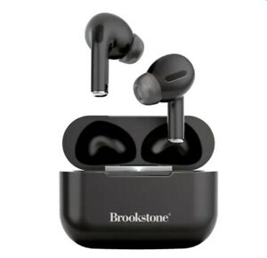 Brookstone Sonicair Pro True wireless earbuds - Noise Reduction - Charging Case