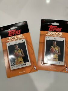 2007 Topps Kevin Durant White #2 NBA ROOKIE Sealed Set Lot Of 2 PSA 10 ?