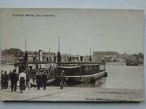 Floating Bridge Southampton Hampshire