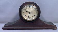 New ListingAntique Waterbury Old Cheyenne Model Wood Estate Mantle Mantel Clock